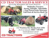 CD Tractors