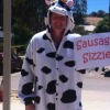 craig in cow onsie